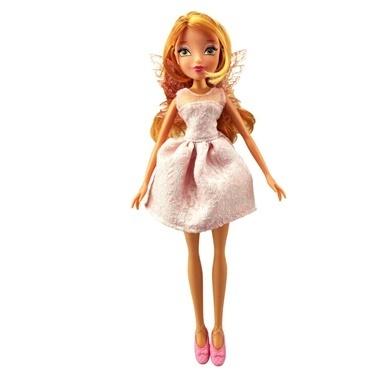 Winx Winx Fairy Miss Flora  Renkli